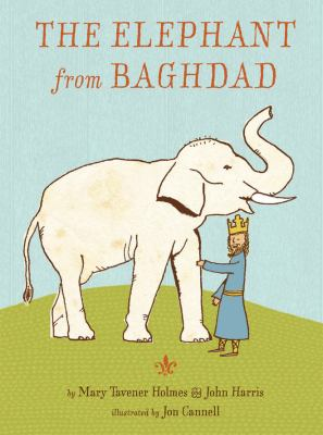 The elephant from Baghdad image cover