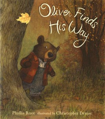 Oliver finds his way image cover