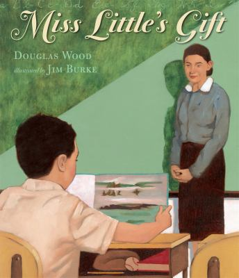 Miss Little's Gift  image cover