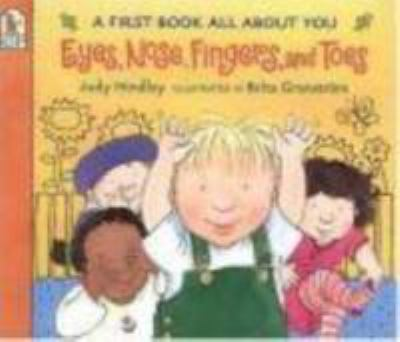 Eyes, Nose, Fingers, and Toes : a First Book About You  image cover
