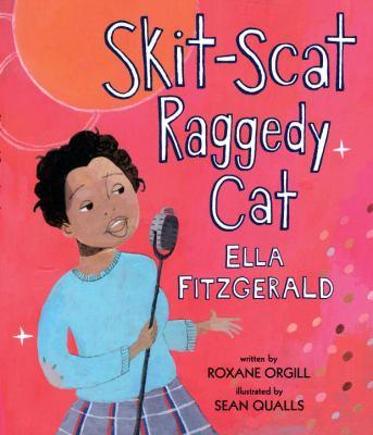 Skit-scat raggedy cat : Ella Fitzgerald image cover