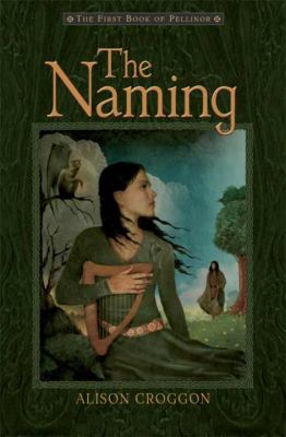 The Naming  image cover