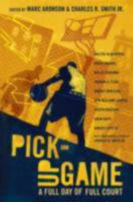 The Pick-Up Game  image cover