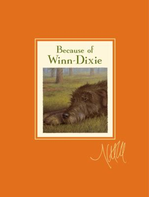 Because of Winn-Dixie image cover