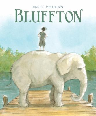 Bluffton : My Summers with Buster  image cover