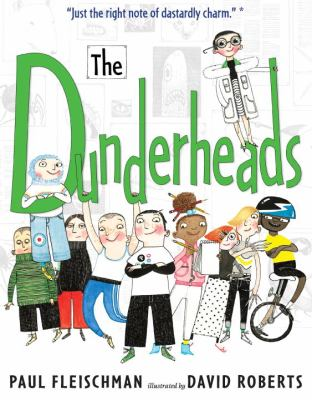 The Dunderheads  image cover