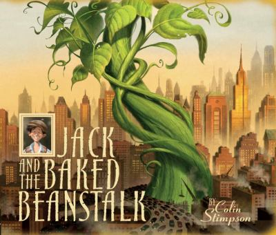 Jack and the Baked Beanstalk  image cover