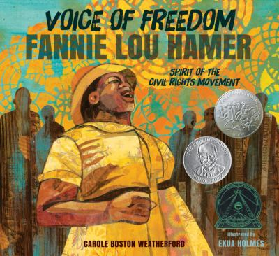 Voice of Freedom: Fannie Lou Hamer, Spirit of the Civil Rights Movement image cover