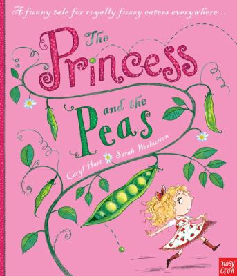The Princess and the Peas image cover