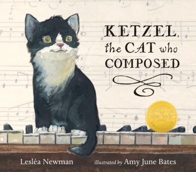 Ketzel, The Cat Who Composed image cover