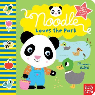 Noodle loves the Park image cover