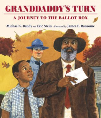 Granddaddy's Turn: A Journey to the Ballot Box image cover