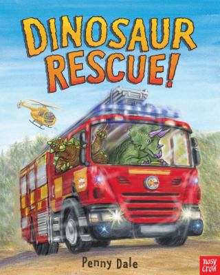 Dinosaur Rescue! image cover