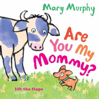 Are You My Mommy? image cover