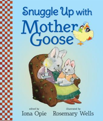 Snuggle up With Mother Goose  image cover