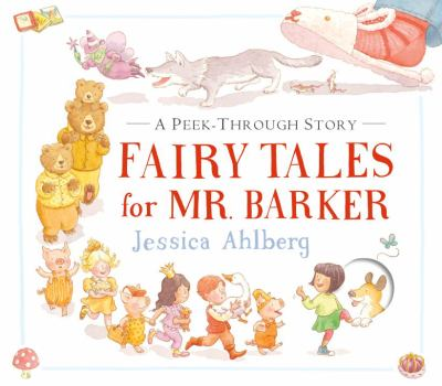 Fairy Tales For Mr. Barker image cover