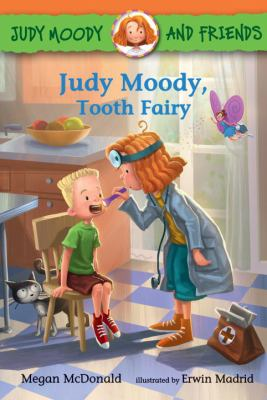 Judy Moody, Tooth Fairy image cover