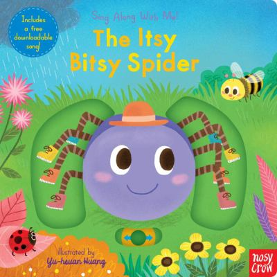 The Itsy Bitsy Spider image cover