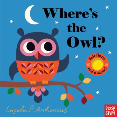 Where's the Owl? image cover