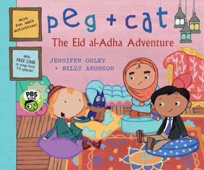 Peg & Cat : The Eid al-Adha Adventure image cover