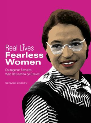 Fearless Women : Courageous Females who Refused to be Denied image cover