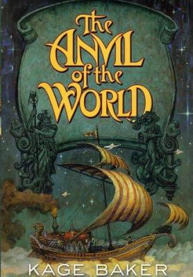 The Anvil of the World  cover