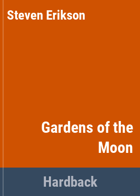 Gardens of the Moon  image cover