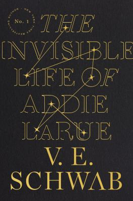 The Invisible Life of Addie Larue image cover