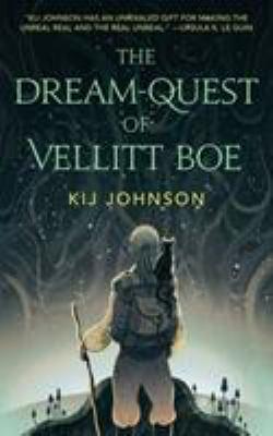 The Dream-Quest of Vellitt Boe image cover