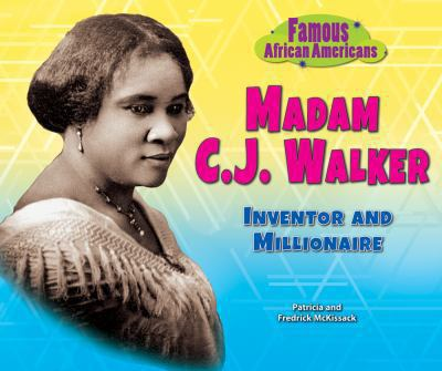 Madam C.J. Walker : inventor and millionaire image cover