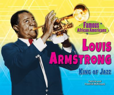 Louis Armstrong : king of jazz image cover