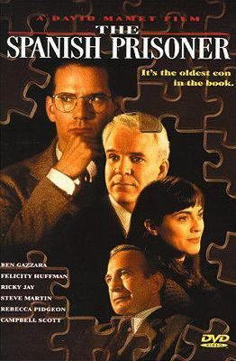 The Spanish Prisoner image cover