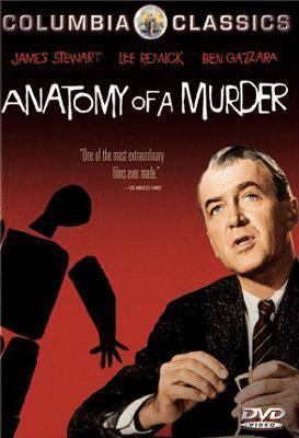 Anatomy of a Murder  image cover