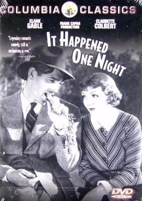 It Happened One Night  image cover