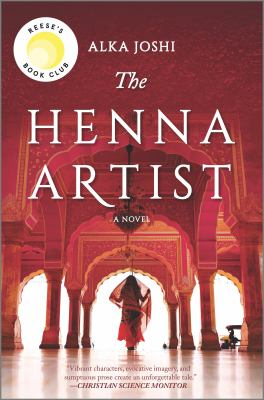 The Henna Artist image cover