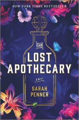 The Lost Apothecary image cover