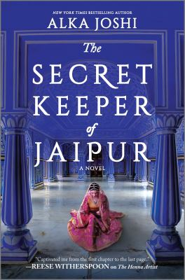 The Secret Keeper of Jaipur image cover