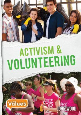 Activism & volunteering image cover