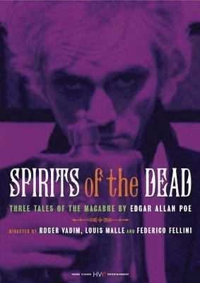 Spirits of the Dead image cover