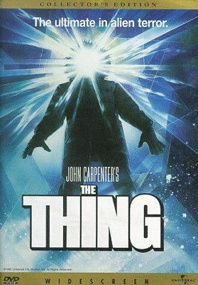 The Thing  image cover