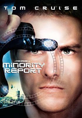 Minority Report image cover