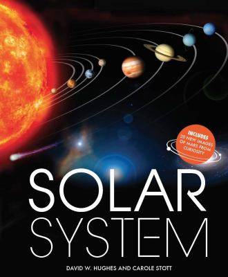 Solar system image cover