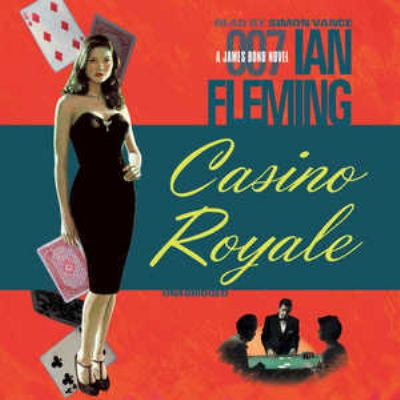 Casino Royale  (Narrator: Simon Vance) image cover