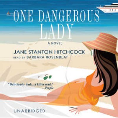 One Dangerous Lady  (Narrator: Barbara Rosenblat) image cover