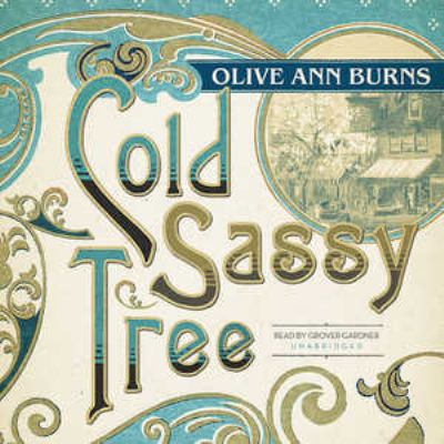 Cold Sassy Tree  image cover