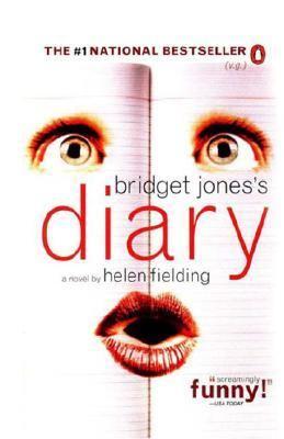 Bridget Jones's Diary image cover