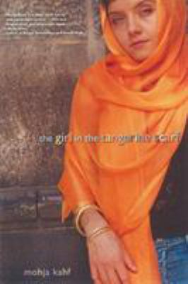 The Girl in the Tangerine Scarf  image cover