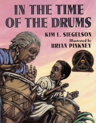 In the Time of the Drums image cover