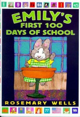 Emily's First 100 Days of School  image cover