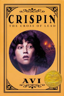 Crispin : the cross of lead image cover